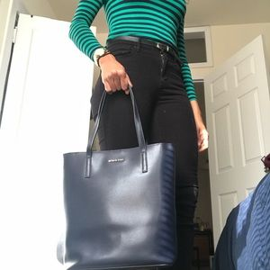 Michael Kors Tote Admiral Navy Blue